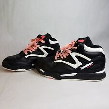 99f9a8dce7988a Reebok The Pump Hexalite Girls Size 6.5 Black Pink Basketball Sneakers  Vintage