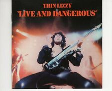 CDTHIN LIZZYlive and dangerous1996 EX  (A3776)