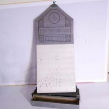 ROULEAU Perforé Piano PNEUMATIQUE 33 x 6 cm RIGOLETTO Franz LISZT VERDI 65811