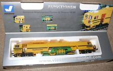 HS Viessmann 26096 Schienen-Stopfexpress 09-3X Bauzug in A/c Wechselstrom