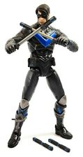 """2015 DC COLLECTIBLES LOOSE BATMAN ARKHAM KNIGHT #5 NIGHTWING 7"""" ACTION FIGURE"""
