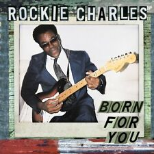 ROCKIE CHARLES - BORN FOR YOU   CD NEU