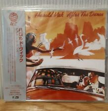 Harold Vick - After The Dance (CD) - Japanese import - New / Sealed