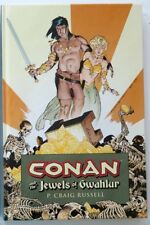 Conan and the Jewels of Gwahlur HC NEW Dark Horse Graphic Novel Comic Book