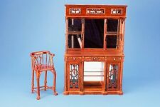 Dolls House Furniture  Bed    High Bar    JiaYi  101-05