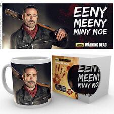 Tazza in ceramica The Walking Dead Negan Eeny Meeny Miny Moe Mug 9 cm by GB Eye