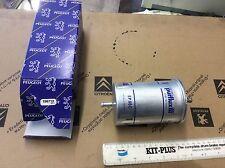 In Line Filtro Carburante in Metallo Pompa Pre Ideale per RACING 8 MM PEUGEOT 156713 ep90c