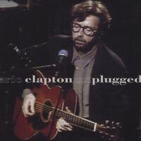 "ERIC CLAPTON ""UNPLUGGED"" 2 LP VINYL NEU"