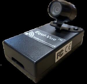 Bargain Clearance Trailer Vision Equi-Vue Wi-Fi camera Horsebox Trailer