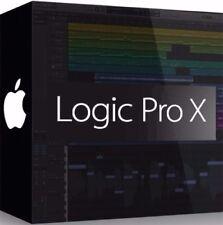 Logic Pro X 10.3.3 - Full Version (Apple) - **ebay Certified Seller**