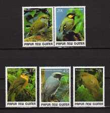 14686) PAPUA & NEW GUINEA 1989 MNH** Birds - Uccelli
