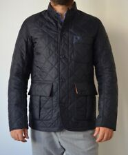 BARBOUR THE NAVAL BELTER GIACCA DA UOMO Tg. M