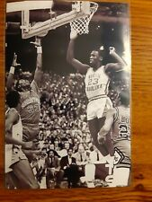 New listing Michael Jordan North Carolina Patrick Ewing Georgetown 4x6 Photo Picture Card