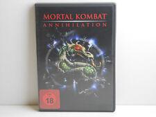 Mortal Kombat 2 - Annihilation * DVD *