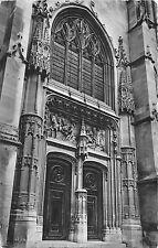 BR8138 Montmorency Le porche de l'Eglise   france