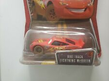 Disney Pixar The World Of Cars Dirt Tracks Lightning McQueen 03