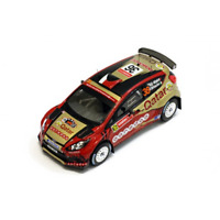 IXO RAM591 Ford Fiesta RRC #36 Winner WRC  Rally Australia 20141:43 Scale