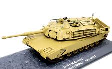 M1A1HA Abrams 1st Tank Battalion (USMC) Iraq 2003 Die-cast Model Tank 1:72 Scale