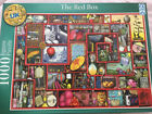 Schmid 1000 Piece Jigsaw The Red Box Complete