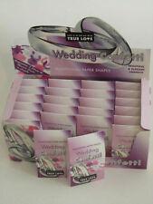 Mariage Confetti X 24 Individuel Boîtes *** Livraison UK Gratuit ***