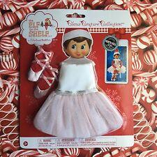 PINK TWINKLE TOES TUTU DRESS & BALLET SOCKS Elf on the Shelf Girl Clothes 2016