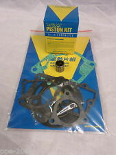 Yamaha YZ 125 90-91 TOP END ENGINE SET GASKET SMALL END BEARING PISTON KIT YZ125