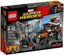 Marvel Super Heroes: Crossbones Hazard Heist #76050 - Building Set by LEGO