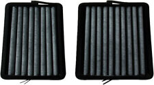 Cabin Air Filter fits 2001-2009 Mercedes-Benz C320 C240 CLK500  WD EXPRESS