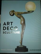Art Deco Sculpture by Alastair Duncan (English) Hardcover Book Free Shipping!