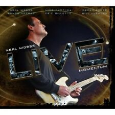 NEAL MORSE - LIVE MOMENTUM (FEAT.MARK PORTNOY/+) 4 CD+DVD PROGRESSIVE ROCK NEU