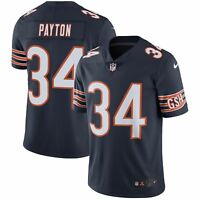 NWT MEN'S NIKE NFL CHICAGO BEARS WALTER PAYTON STITCHED SEWN JERSEY SIZE 2XL