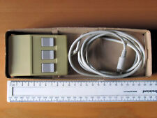 VINTAGE LOGITECH THREE-BUTTON 9-PIN MOUSE FOR ACORN ARCHIMEDES