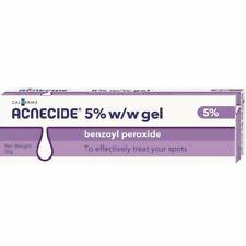 Acnecide Topical Aqueos Gel 5% 30g