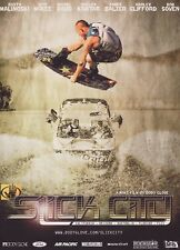 Slick City DVD Wakeboard Body Glove Video Wakeboarding