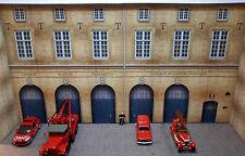 Caserne de Pompiers 1/43°