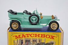 Matchbox of Yesteryear No: Y-15 ROLLS-ROYCE SILVER GHOST MINT in Type D Old Box