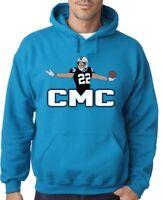 Christian McCaffrey Carolina Panthers CMC PIC HOODED SWEATSHIRT