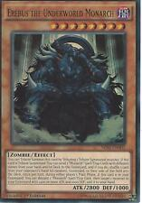 YU-GI-OH: EREBUS THE UNDERWORLD MONARCH - ULTRA RARE - SR01-EN001 - 1st EDITION