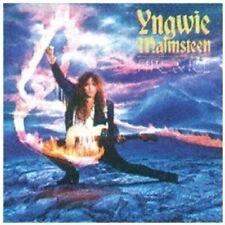 YNGWIE MALMSTEEN - FIRE AND ICE CD HEAVY METAL NEU
