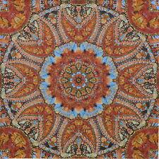 TOVAGLIOLI di carta 4x-Blooming colori-per feste, Decoupage CRAFT