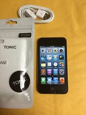 Apple iPod touch 4th Generation Black - (8GB)