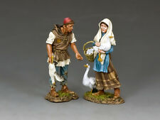 King and Country Poor Down -Trodden Peasants Set RH023