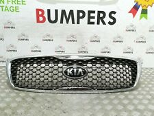 KIA SORENTO 2014 ONWARDS GENUINE FRONT BUMPER GRILL 86352-C5000