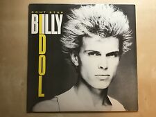 BILLY IDOL - DON'T STOP - 44000,   ROCK, VINYL RECORD