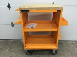 PROTO - UTILITY CART STEEL 900 LBS. LOAD RATING  J563444C-3OR
