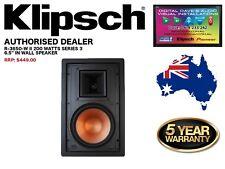 """Klipsch R-3650-W II 200 Watts, 6.5"""" In-Wall Speaker (Series 3) RRP: $449"""