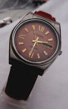 ANCIENNE CITIZEN GN4WS AUTOMATIQUE,MONTRE MIXTE,21 RUBIS,GUICHET DATEUR,DE 1980