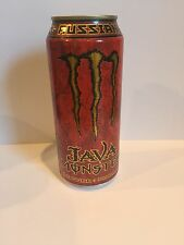 Monster Energy Java Russian Coffee+Energy Drink 15oz Can Full Sku 107