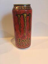 Java Monster Russian Coffee+Energy Drink 15oz Can Full Sku 107
