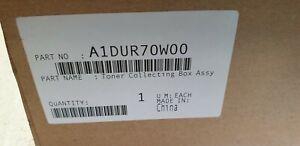Genuine Konica Minolta A1DUR70W00 Toner Collecting Box Assembly Bizhub C6500